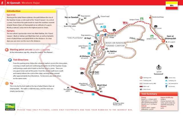 trekking+route+Jebel+Shams